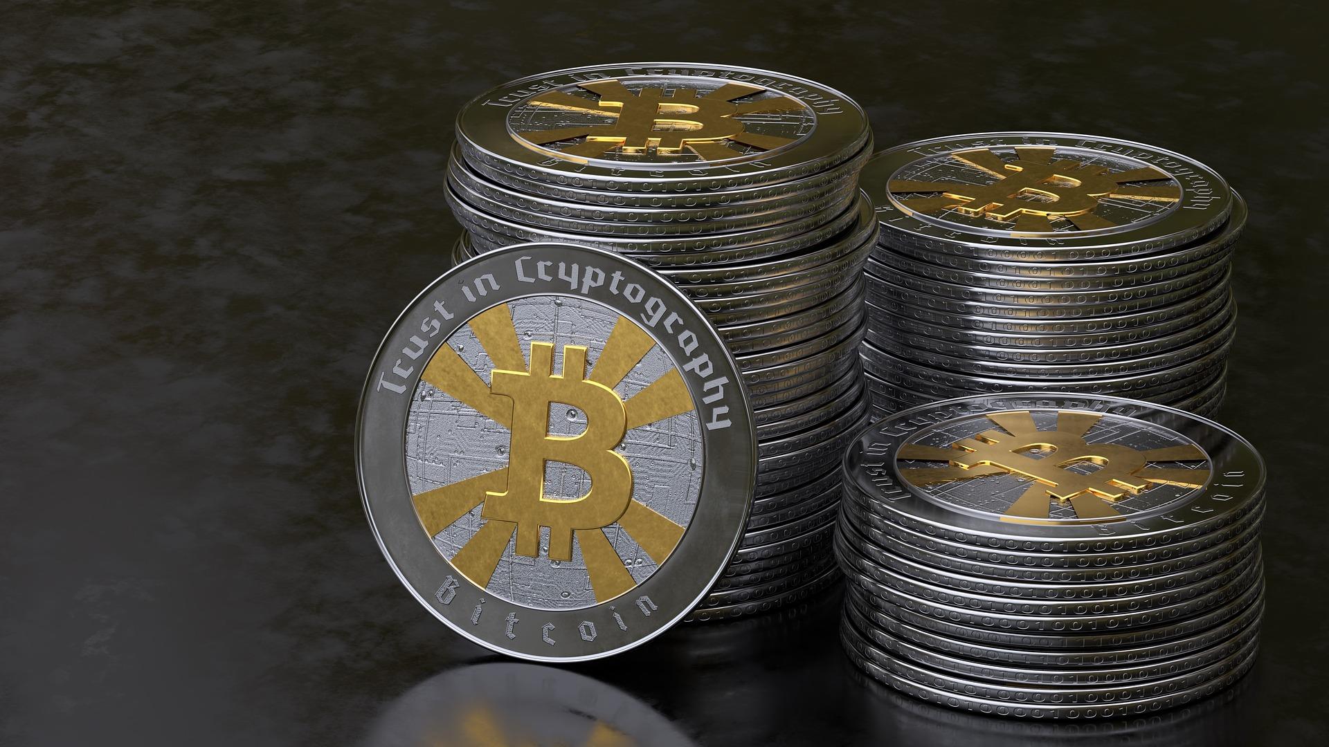 Digitale valuta in een notendop